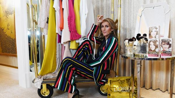 e9917f17066f Celine Dion's team responds to accusations her BFF Pepe is controlling her