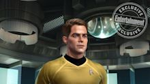 'Star Trek Beyond' crew assemble in Fleet Command game footage