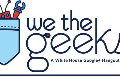 The White House hosting a 'We the Geeks' Hangout later today, plans to talk asteroids