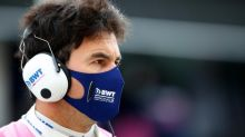 Sergio Perez to miss British Grand Prix after Racing Point driver tests positive for Covid-19
