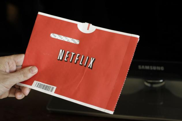 Netflix has shipped 5 billion discs