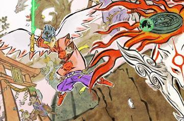 Okami Wii-ports for duty on March 25