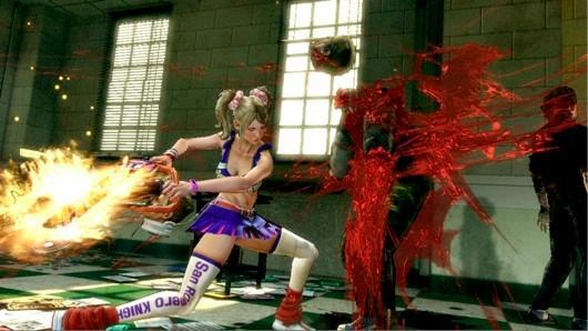 Lollipop Chainsaw preview: Suck on this