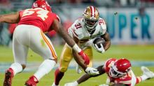 Report: RB Mostert, 49ers back on speaking terms