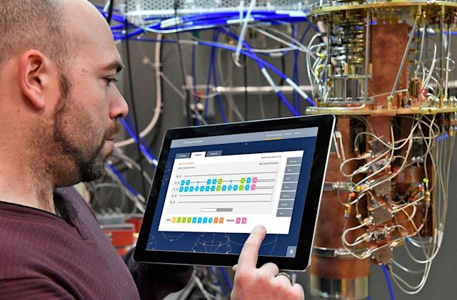 IBM's processor pushes quantum computing closer to 'supremacy'