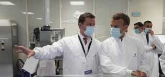 GSK and Sanofi agree deal for 200m vaccine doses