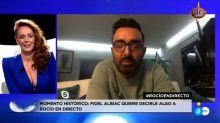 La trampa de Telecinco a Fidel Albiac que descolocó a Rocío Carrasco