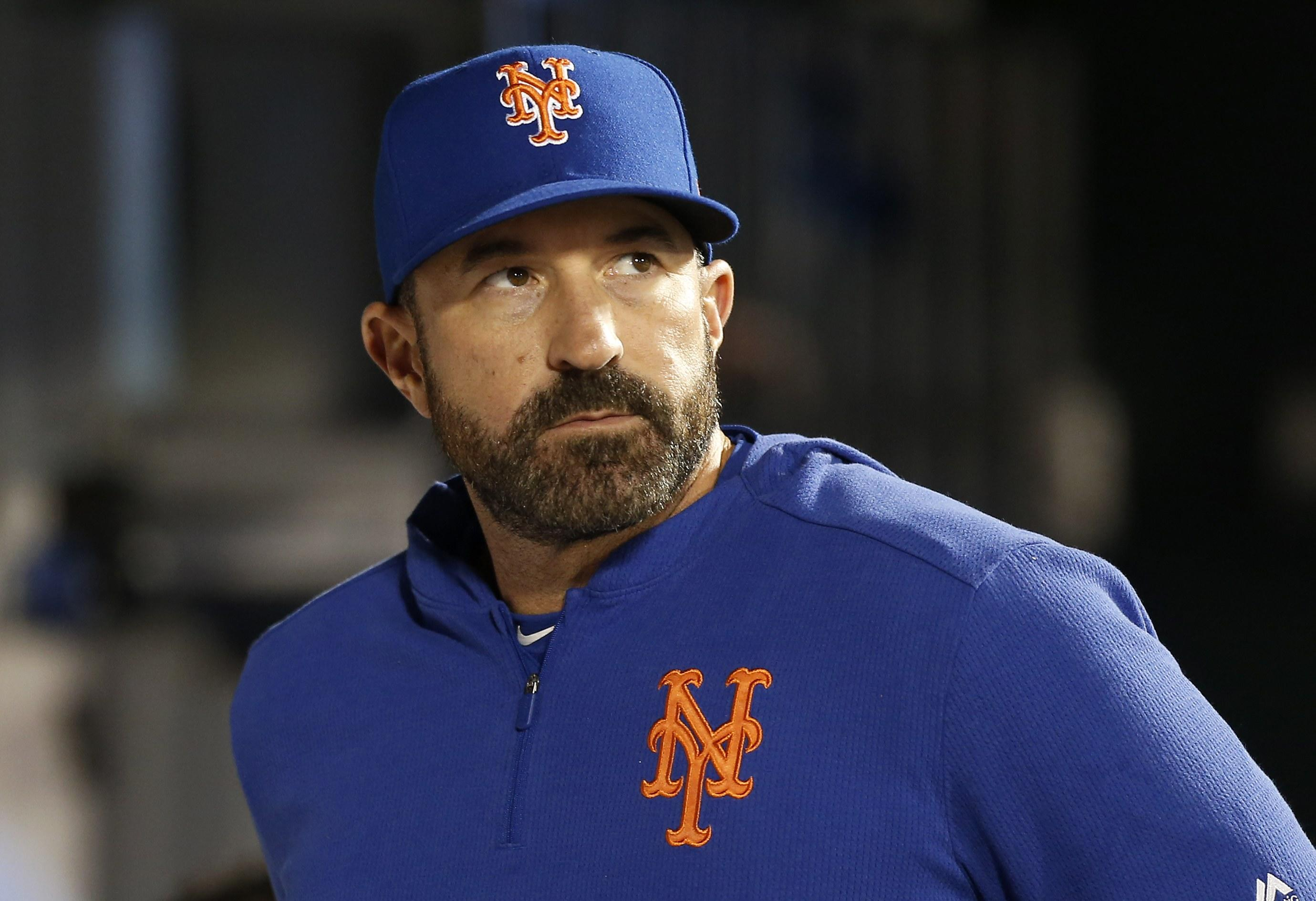 Mets manager Mickey Callaway reaches new low, asks radio host if star player should participate in Home Run Derby