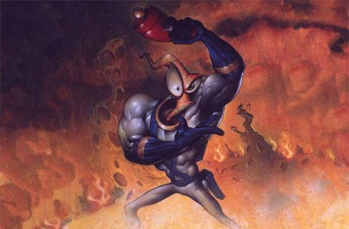 Dave Perry: Selling Earthworm Jim was the 'dumbest move ever'