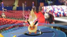 The Republican National Convention is a Pokémon gym