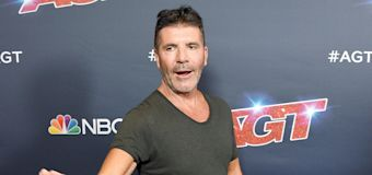 Surprise star fills in on 'AGT' after Cowell injured