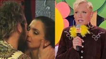 Cartolouco fala em casamento com Luiza Ambiel e Xuxa fica indignada