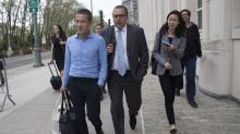 Goldman Sachs Falls as Top International Executive Charged in 1MDB Scandal