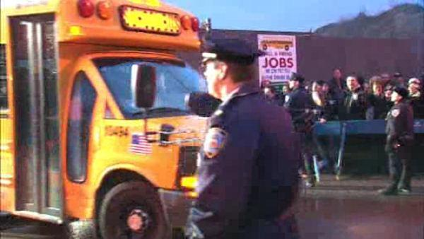 Bus strike could end after scheduled conference call