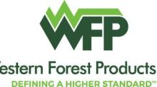 Western Forest Products Inc. Completes Sale of an Incremental Ownership Interest in TFL 44 LP to Huumiis Ventures LP