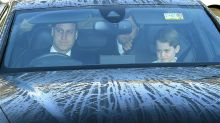 Prince George, 6, Photographed Beside Prince William in the Front Seat of a Car — But Is It Legal?