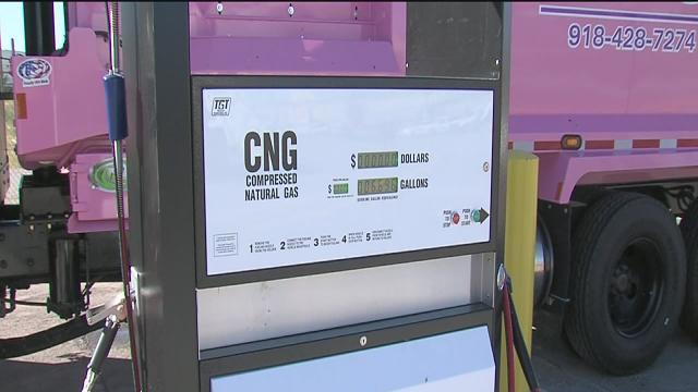 5pm New CNG Filling Station