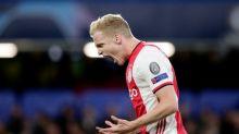 Donny van de Beek reveals why he was so keen to join Manchester United