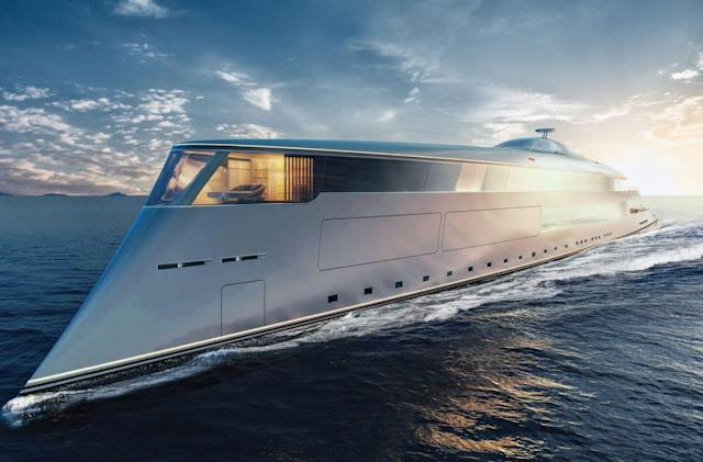 Bill Gates is reportedly the first to buy a hydrogen-powered 'superyacht' (updated)