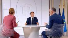 """Macron dit """"comprendre"""" les critiques à son égard"""