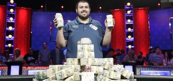 Rookie wins World Series of Poker, $8.1M