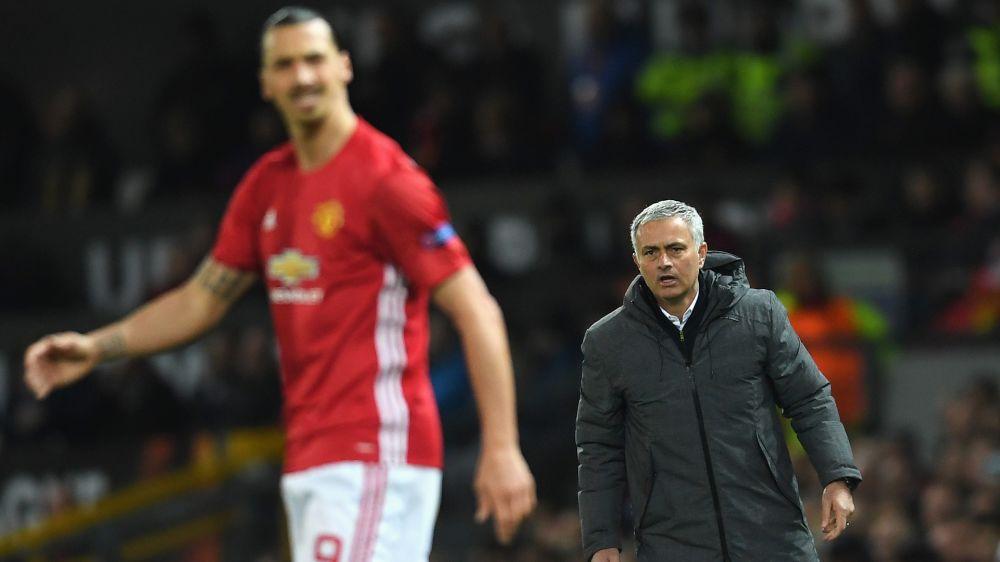 Mourinho no es optimista sobre la lesión de Ibrahimovic