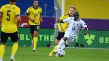 Foot - Bleus - Équipe de France: la prestation tentaculaire de N'Golo Kanté contre la Suède en chiffres