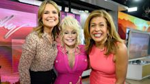"""Watch Dolly Parton Sing a Special Birthday Song to Hoda Kotb in the Tune of """"9 to 5"""""""