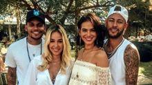 Bruna Marquezine antecipa comemoração de aniversário e ganha surpresa inusitada de Neymar
