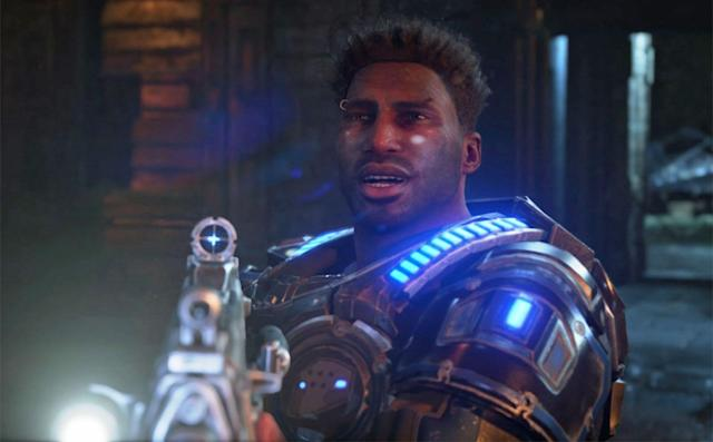 'Gears of War 4' will require a monster machine to play in 4K