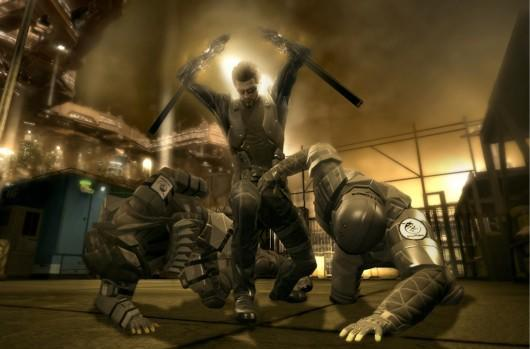 Deus Ex, Just Cause 2, Hitman among this week's Xbox Live deals