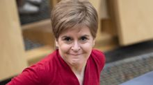 Nicola Sturgeon: 'I won't have parents over for Christmas dinner and I've not seen them since July'