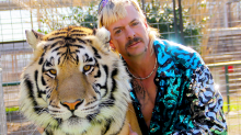 Coronavirus: 'Tiger King' star now in virus isolation, says husband
