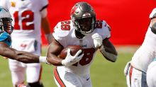 Leonard Fournette makes strong case for larger role with Bucs