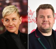 James Corden tipped to replace Ellen DeGeneres after talk show host accused of bullying