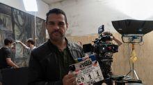 Marco de la O: de interpretar a 'El Chapo' Guzmán a filmar una película de terror