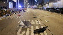 Asian markets fall, led by Hang Seng's slide