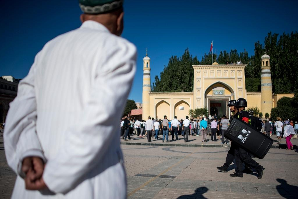 China, US clash at UN over Uighur detentions