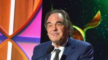 WGA Awards: Oliver Stone outlines 'the death of this planet and the extinction of us all' during speech