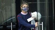 Lori Loughlin Steps Out to Get Golf Clubs Fitted Nearly 4 Months After Prison Release