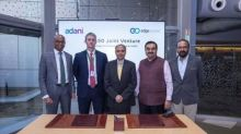 AdaniConneX, a new Data Center Joint Venture formed Between Adani Enterprises and EdgeConneX, to Empower Digital India