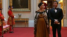 New Zealand prime minister Jacinda Arden praised for wearing Maori coat to Buckingham Palace