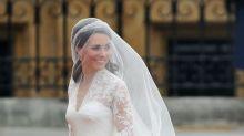 Zum 10. Hochzeitstag: Wie Herzogin Kate mit ihrem Brautkleid ein ganzes Jahrzehnt prägte