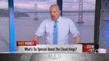 Cramer introduces tech's hottest new stock group: the 'cl...