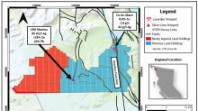 Core Assets Increases Land Position & Remobilizes VTEM(TM) Survey at the Blue Property, Atlin, B.C.