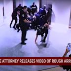 Five officers charged after 'excessive force' incident at Miami Beach hotel