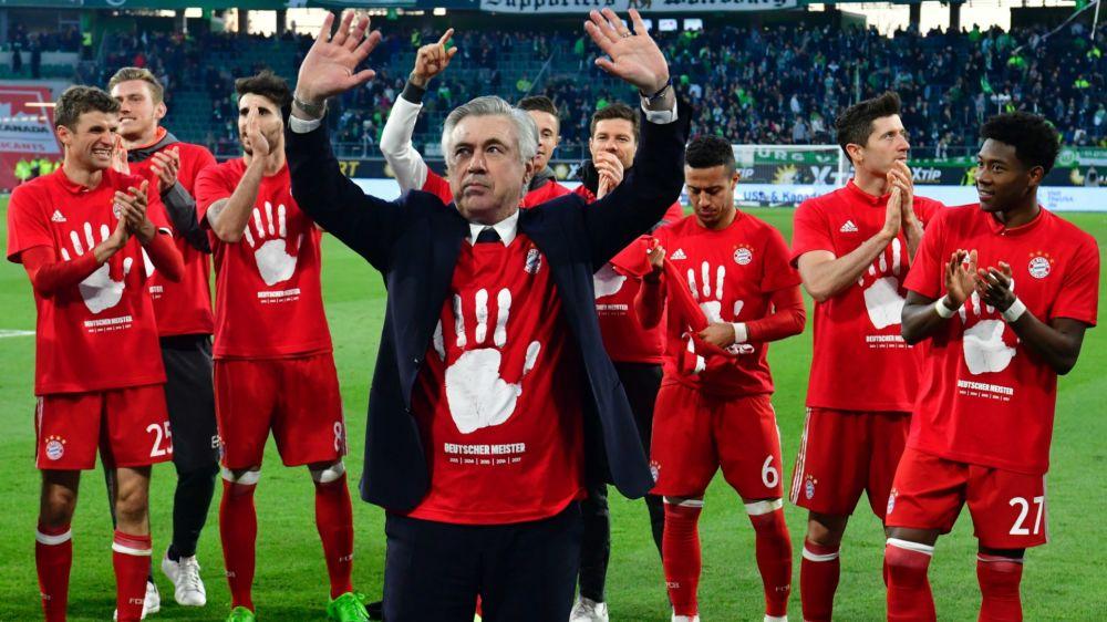 Bayern Munich, Ancelotti entre dans l'histoire avec ce nouveau titre