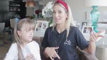 'Tem marido que é cego', diz filha de Ticiane Pinheiro sobre 'vale night' da mãe