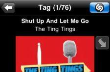 Shazam adds Last.FM integration to iPhone apps