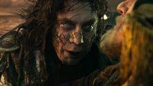 """""""Pirates of the Caribbean: Salazars Rache"""": Die neuesten Filmbilder mit Johnny Depp und Javier Bardem"""